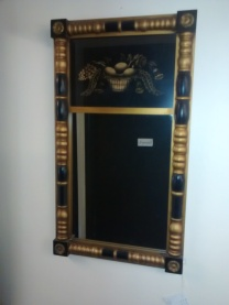 Lambert Floral Mirror