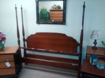 Winchester Four Poster Bed