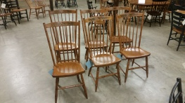 Hitchcock High-back Chair - Set of 6