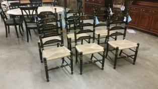 240 Ladderback Chair - Set of 6