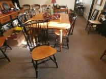 445 Braceback Chairs - set of 6