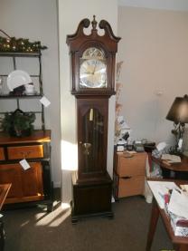 Seth Thomas Grandfather Clock