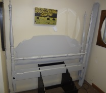 730 Four Poster Bed